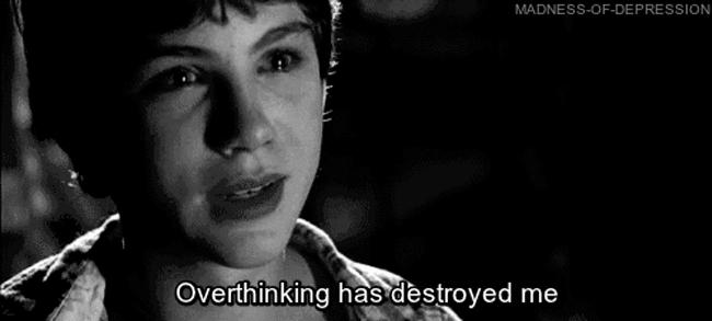 over-thinker